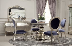 Classical Wooden Dining Furniture Dinining Sets