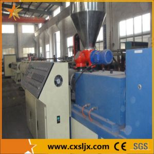 110-250mm UPVC CPVC PVC Water Pipe Machine with Material Mixer pictures & photos