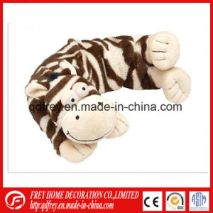 Microwaveable Zebra Animal Neck Wrap with Wheat Bag pictures & photos