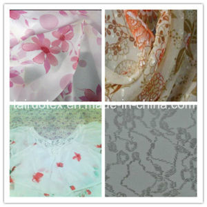 Polyester Chiffon with Printed Finish pictures & photos