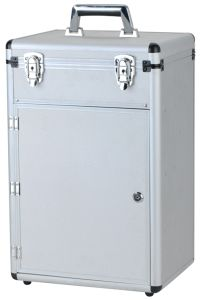 Professional Trolley Flight Case Manufacturer, Aluminum Hard Case with Wheels pictures & photos