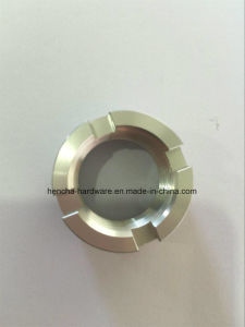 CNC Part for Aluminum Hollow Ring