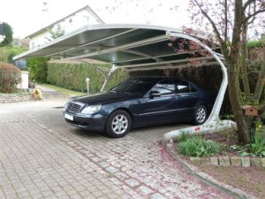 Outdoor Aluminum Double Cars Canopy/Carports pictures & photos