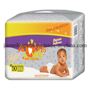 Premium Quality Mama′s Baby Diaper with Cotton Topsheet pictures & photos