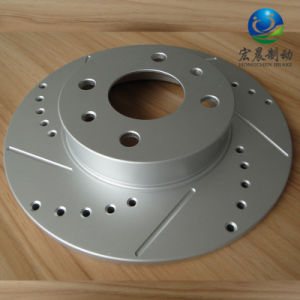 Vented Brake Discs for BMW Cars ISO9001