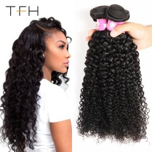 Curly Hair Bundles Virgin Remy