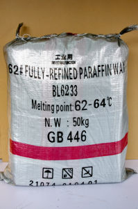 Fully Refined Paraffin Wax 64/66/Wax for Controlled Release Fertilizer/Wax for Coating pictures & photos