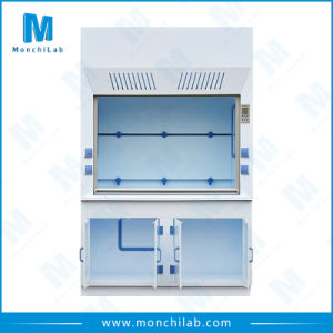 Anti-Corrosion Laboratory PP Fume Hood pictures & photos