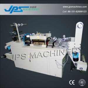 Automatic Label Sticker Paper Roll Die-Cutting Machinery pictures & photos