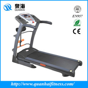 Home Electric Treadmill Gym Equipment Motorized Treadmill Running Fitness Equipment (QH-9930)