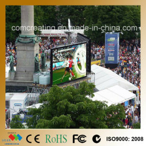 P8 SMD Full Color Advertising Screen Outdoor LED Video Wall