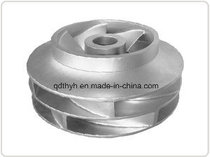 OEM Stainless Steel Investment Casting, Precision Casting for Impellers
