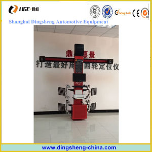 3D Wheel Aligner with Remote Automation 2 Camera, 4 Wheel Videl Alignment