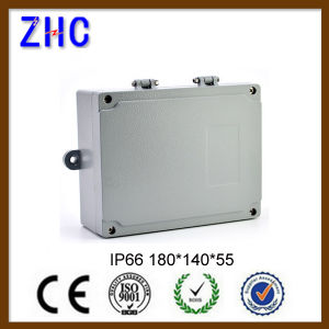 180*140*55 mm Waterproof IP66 Aluminum Electronic Enclosure pictures & photos