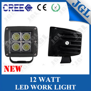 Waterproof Cube LED Work Light Auto Vehicle Parts 12W