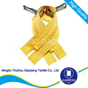 Plastic Zipper for Double Way Closed End (size: 3# 4# 5# 7# 8# 10#) pictures & photos
