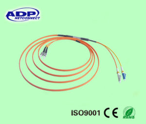 Indoor Using Fiber Jumpers LC/LC Sc/Sc G657 Fiber Singlemode 1m Patch Cord pictures & photos