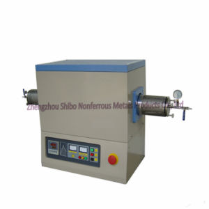 Tube-1200 Vacuum Tube Furnace with Pid Automatic Control pictures & photos