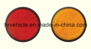 Round Shape LED Side Marker Clearance Lamp for Truck pictures & photos