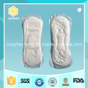 Wingless Maxi Sanitary Pads with FDA for USA Market pictures & photos