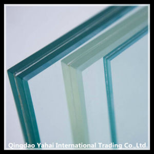 6mm Windown Clear Tempered Laminated Glass