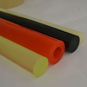 Colored Casting PU Polyurethane Plastic Rods pictures & photos