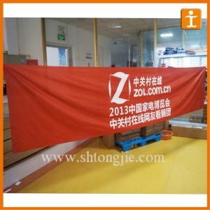 Custom Fabric Banner Printing (TJ-FB005) pictures & photos