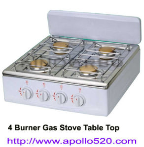 China 4 Burner Gas Stove Table Top   China 4 Burner Gas Stove Table Top, 4  Burners Portable Gas Stove
