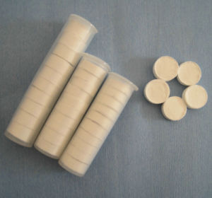 Magic Coin Nonwoven Compressed Tissue pictures & photos