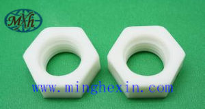 White General Plastic Nut with ISO SGS