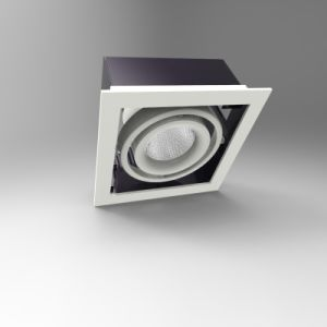 2015high Quality CREE Grille Light 15W Downlights COB China Supplier