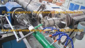 PVC Spiral Pipe Production Line Machinery