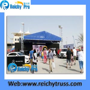 Outdoor Concert Aluminum Stage Lighting Truss with Roof System pictures & photos