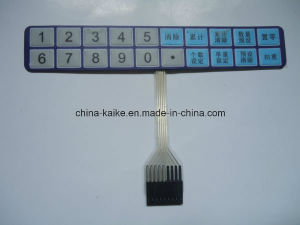 Expert Manufacturer Membrane Arabic Keyboard pictures & photos