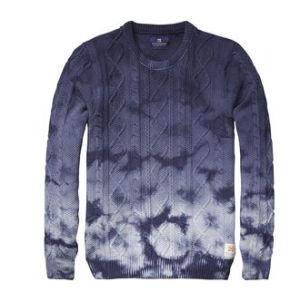 Men′s Allover Print Sweat Shirt pictures & photos