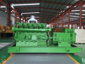 300kw High Efficient Natural Gas Generator Set pictures & photos