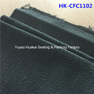 High Tem-Resistant Electrical Resistivity Carbonized Fiber Cloth