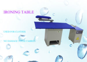 Steam Vacuum Iron Table Machine /Laundry Ironing Board /Ironing Table pictures & photos