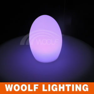 Modern Life Indoor Decor Luxury LED Egg Lights