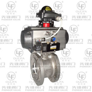 Floating Ball Valve with High Performance Actuator pictures & photos