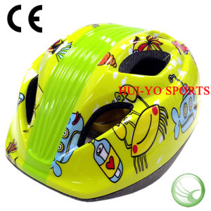 Glue-on Kid Helmet, Reflective Kid Helmet, Bike Helmet, Traffic Sign