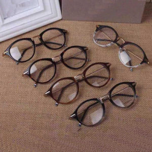 Classic Design High Quality Acetate Frame Eye Glasses pictures & photos