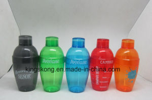 350ml Plastic Cocktail Shaker Customized Logo pictures & photos
