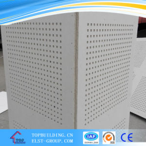 Perforated Gypsum Board 1200*2400*9mm pictures & photos