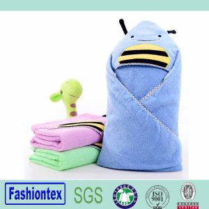 Chinese New Style Woven Towel Animal Child Hooded Towel pictures & photos