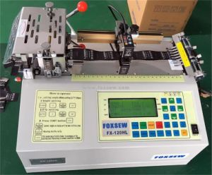 Automatic Printed Label Cutting Machine Cold Knife with Sensor pictures & photos