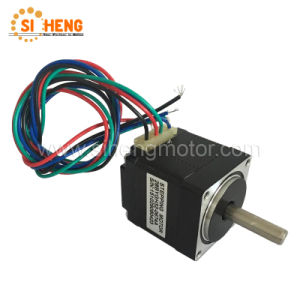 28mm (11H) High Performance Double Shaft Stepper Motor for Electrical Bike