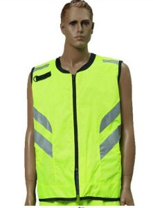 Reflective Vest Made of 600d Oxford Waterproof pictures & photos