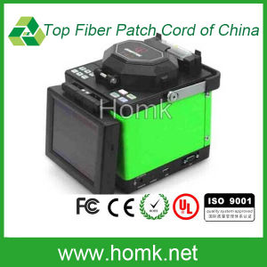T40 Optical Fiber Fusion Splicer with 5.7 Inch LCD Display
