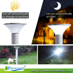 Outdoor Courtyard Landscape Lamp Lawn Solar Power 5W 7W LED Street Garden Light